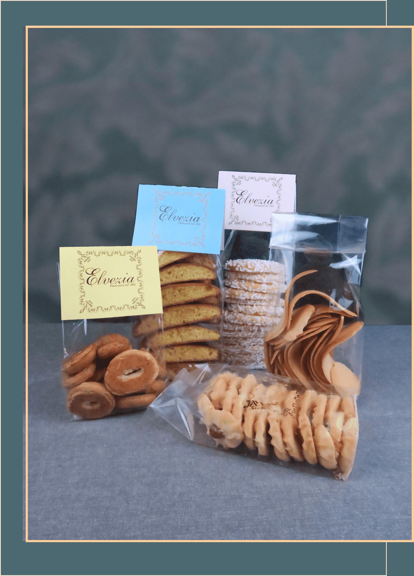 Biscotti fatti a mano