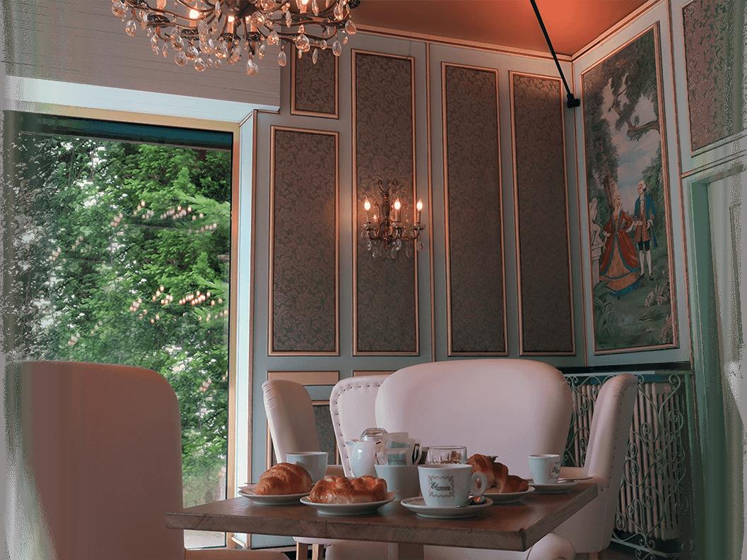 Sala da tè Veneziana